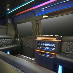 Battisti Customs Sprinter Limousine Coachwest Motorcars