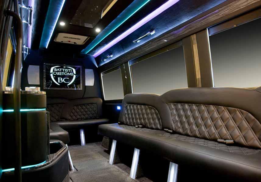 Battisti Sprinter Limousine Coach West