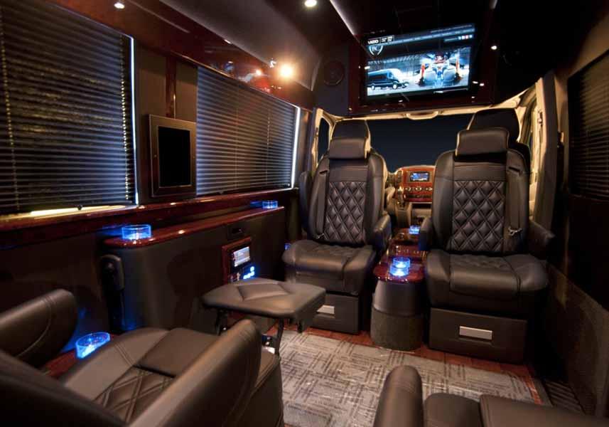 Battisti Sprinter Business Class Coachwest Luxury Motorcars
