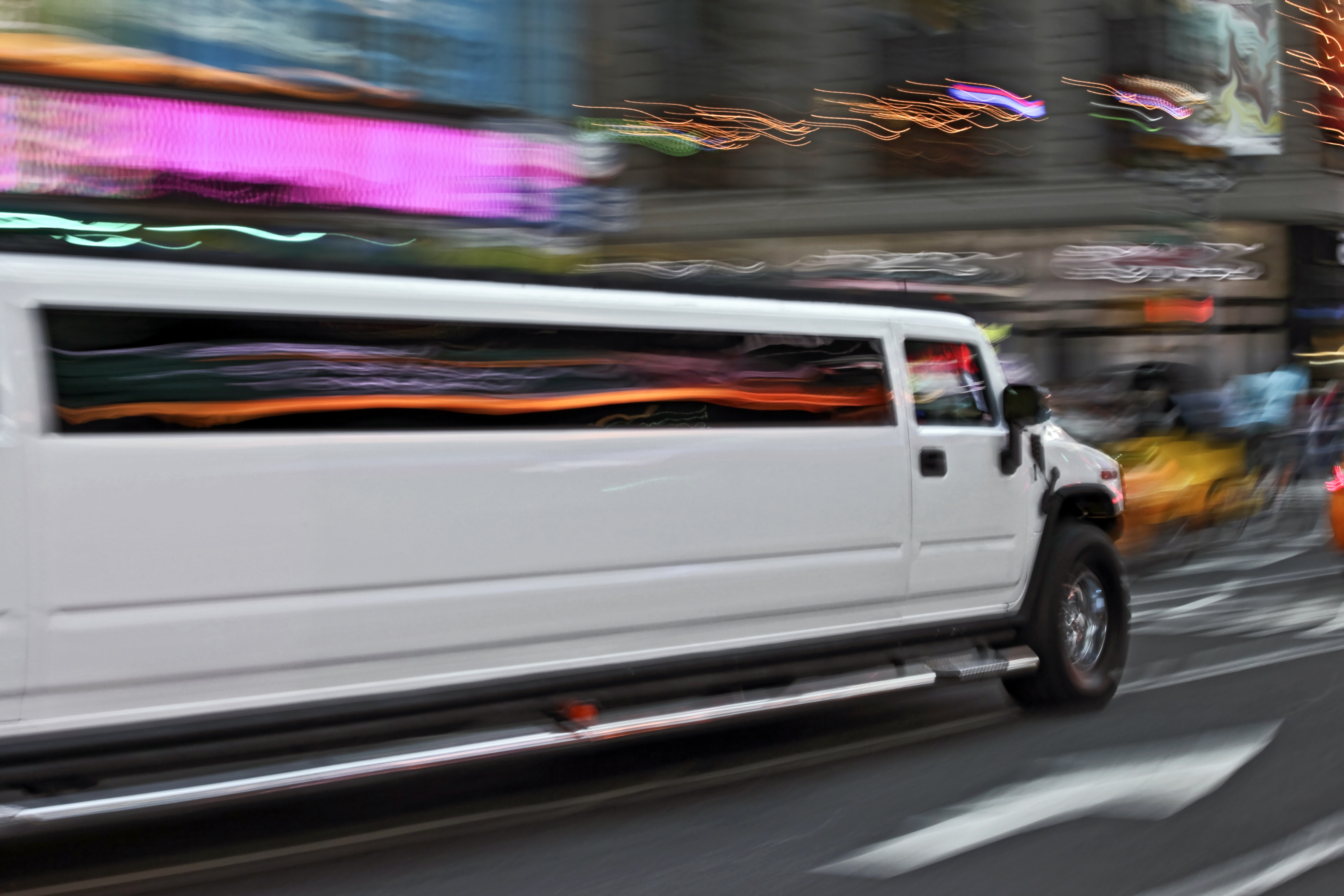 Common questions about SUV limos