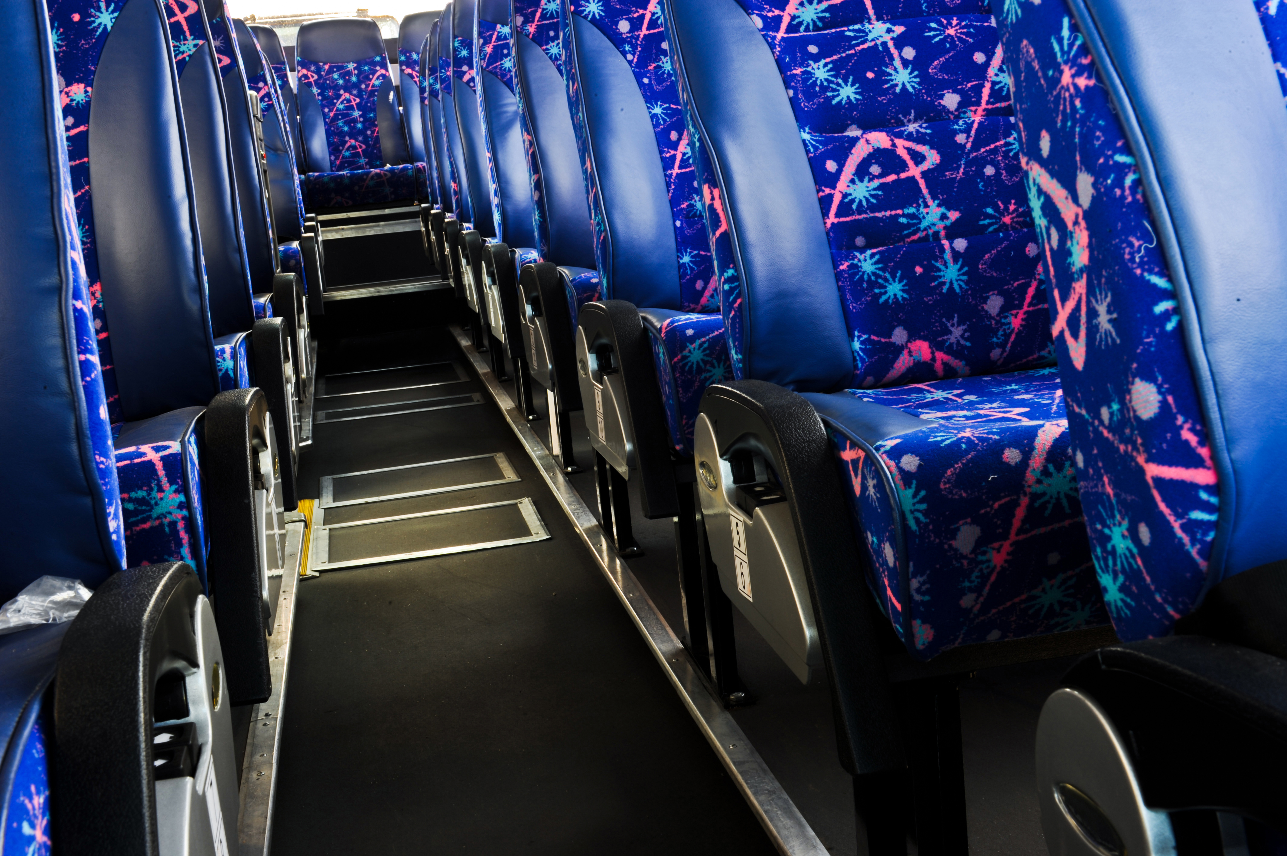 Coach bus events and safety