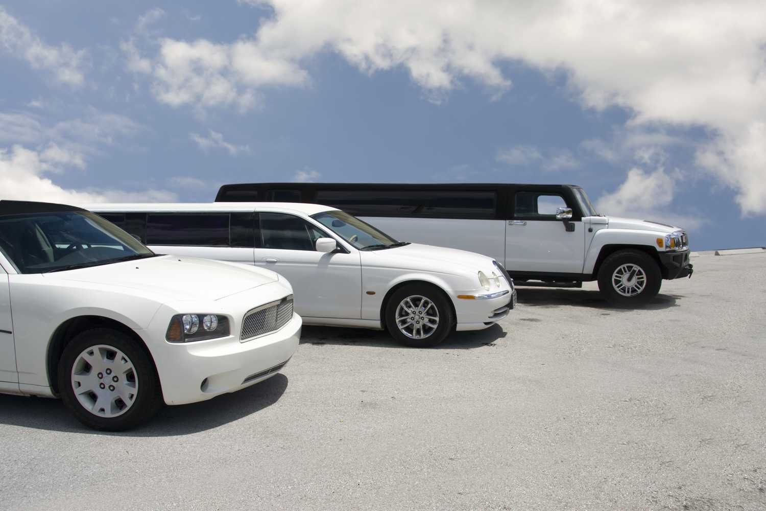 fleet of limos financed through Coachwest