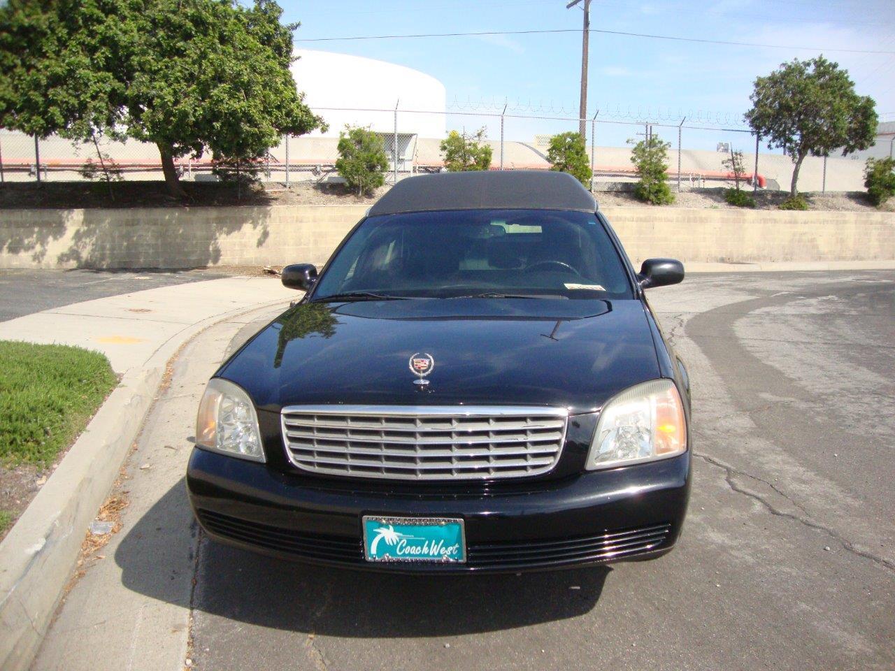 2002 Cadillac Eureka Xts Hearse Coach West