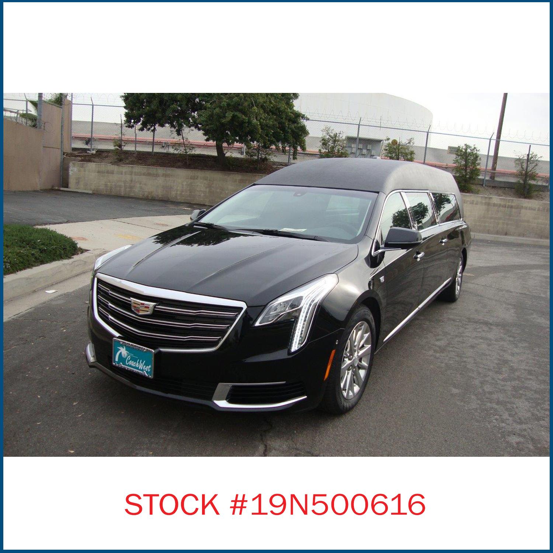 2019 Cadillac Federal Coach XTS Kensington Hearse