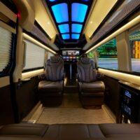 2019 Mercedes Benz Executive Coach CEO Sprinter interior