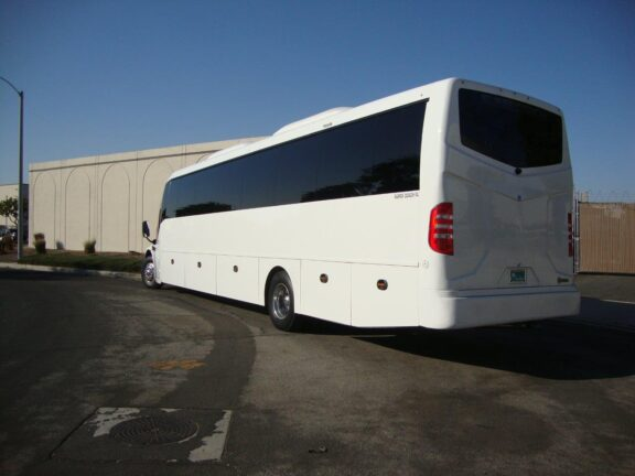 2020 Freightliner Executive Bus Builders SuperCoach 45 XL Rear View 3/4