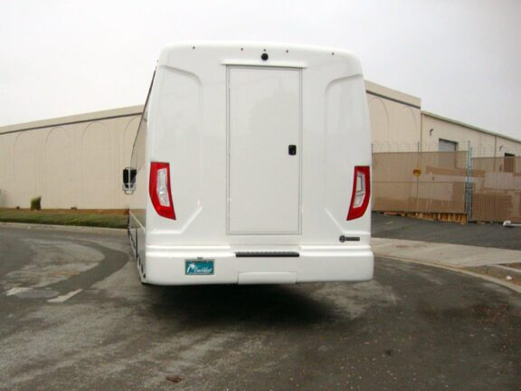 2021 Freightliner Executive Bus Builders ECoach 45 Wide Body Rear View